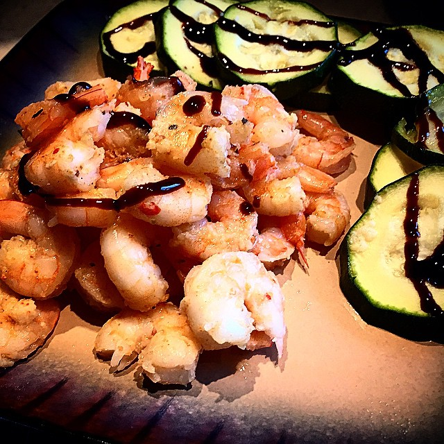 Almost @jamieoliver ?‼️????? #mikewaw as #family #guy & #father #home #shrimps #zuccini #saturday