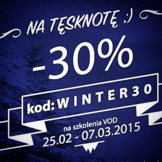 Znikam do Szwajcarii na ?????Business&Pleasure #Winter Edition ale zostawiam Wam prezent! -30% off na all #VOD! Link w opisie profilu ??‼️#promo #mentalway #online #shop