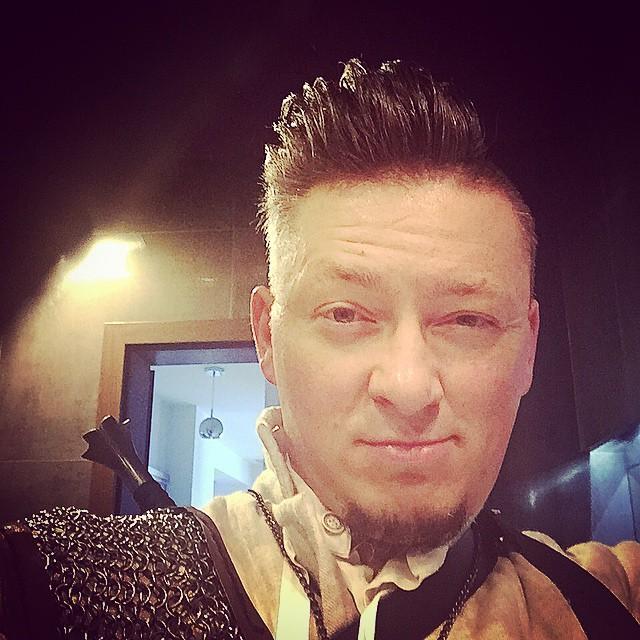 #Wiedźmin Wawrin z Kal Kalis nad Prosnarem mierzy Cię swym baczeniem ??‼️??#larp #witcher #fun #polishboy #poland #sapkowski